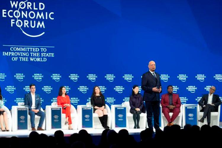 El World Economic Forum  y los Ciberataques: Consideraciones sobre el informe DAVOS 2019